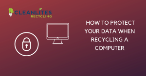 how to protect your data when recycling a computer